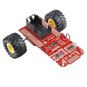 Dwukanałowy sterownik silników (mostek H) z L298 dla Arduino