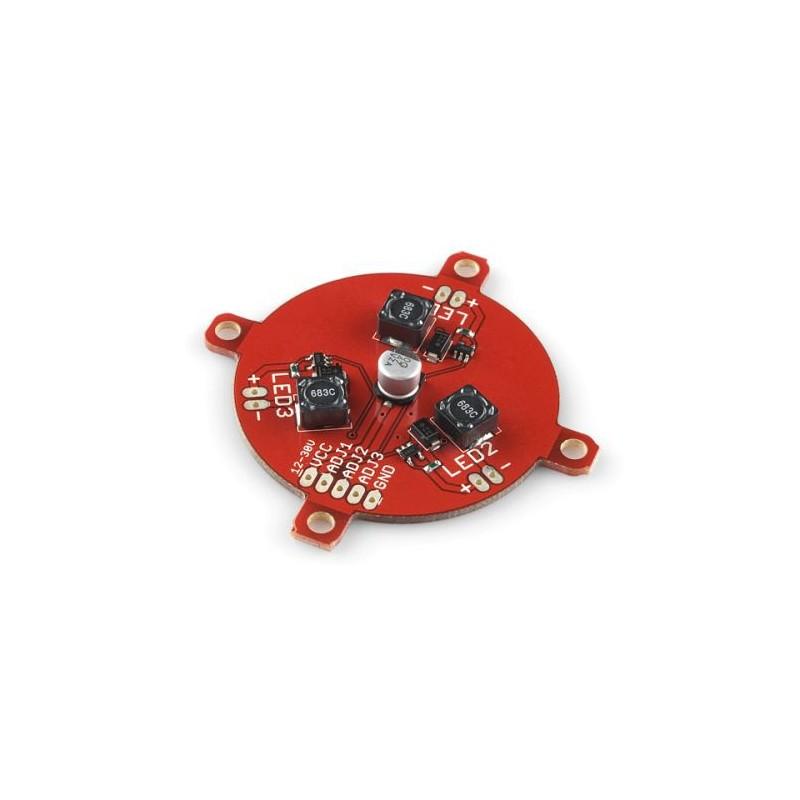 STM32L100C-DISCO - zestaw uruchomieniowy z mikrokontrolerem STM32L100RC