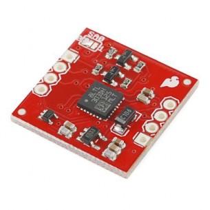 Pololu - 2126 - moduł czujnika ciśnienia / wysokości z układem LPS331AP oraz regulatorem napięcia
