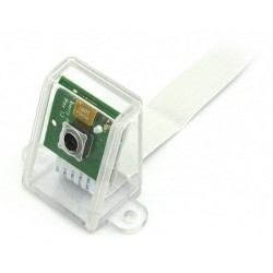 Enclosure for Raspberry Pi Camera, CLEAR