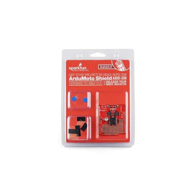 Pololu 1536 - Pololu RP5/Rover 5 Expansion Plate RRC07A (Narrow) Transparent Gray