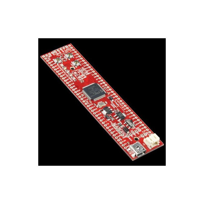 Pololu 2295 - Sanyo Miniature Stepper Motor: Bipolar, 200 Steps/Rev, 14A—30mm, 6.3V, 0.3 A/Phase, Double Shaft