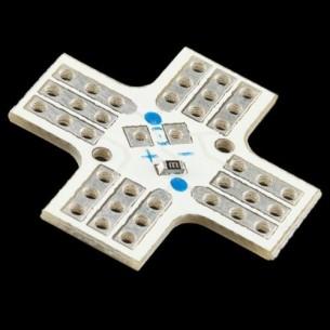 Pololu 2296 - Sanyo Pancake Stepper Motor: Bipolar, 200 Steps/Rev, 42A—18.6mm, 5.4V, 1 A/Phase
