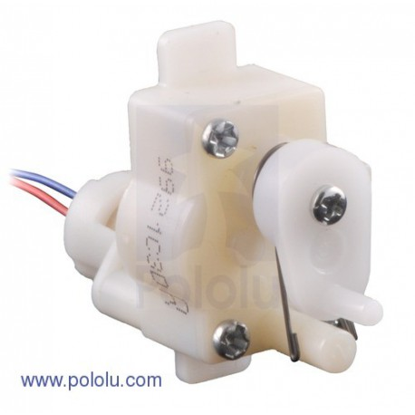 Pololu 195 - Solarbotics GM10 81:1 Geared Pager Motor