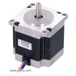 Pololu 1472 - Stepper Motor: Unipolar/Bipolar, 200 Steps/Rev, 57A—56mm, 7.4V, 1 A/Phase