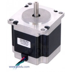 Pololu 1474 - Stepper Motor: Bipolar, 200 Steps/Rev, 57A—56mm, 2.5V, 2.8 A/Phase