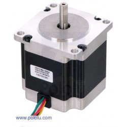 Pololu 1473 - Stepper Motor: Unipolar/Bipolar, 200 Steps/Rev, 57A—56mm, 3.6V, 2 A/Phase