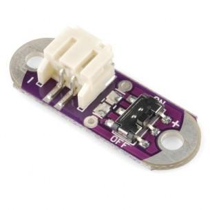 Adapter mini-USB do płytki stykowej