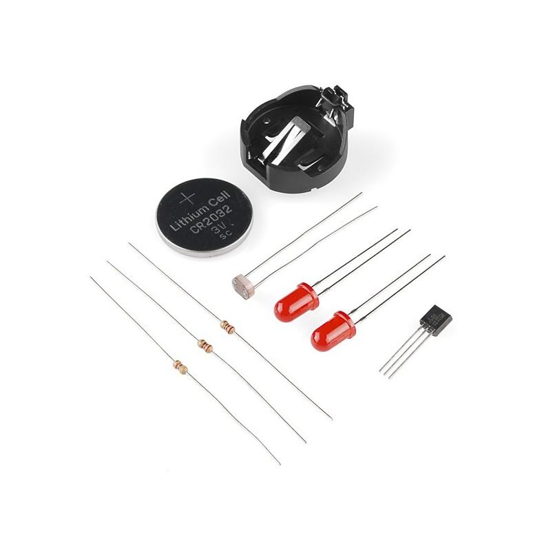 Adapter wtyk DC 5.5 × 2.1 mm - złącze śrubowe ARK