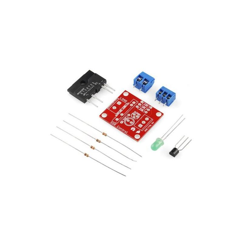 Pololu 2097 - Pololu 3.3V, 300mA Step-Down Voltage Regulator D24V3F3
