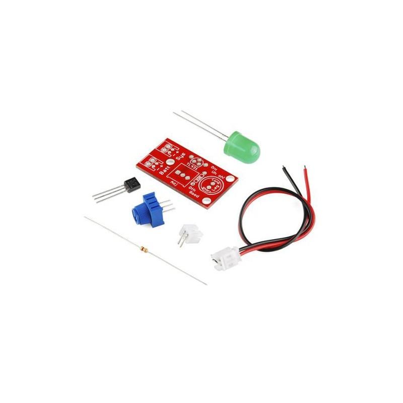 Pololu 2100 - Pololu 12V, 300mA Step-Down Voltage Regulator D24V3F12