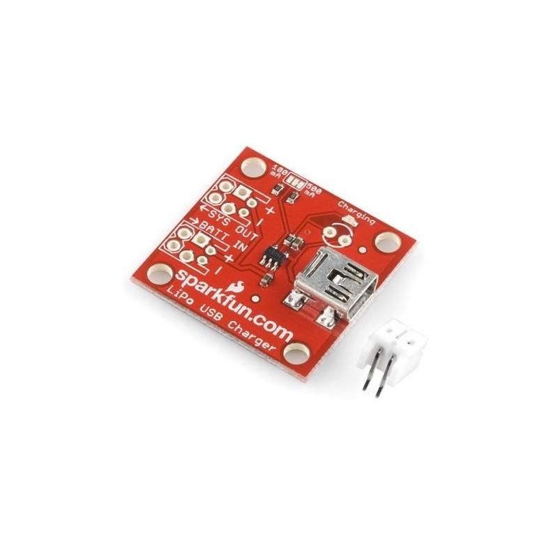 Pololu 2099 - Pololu 9V, 300mA Step-Down Voltage Regulator D24V3F9