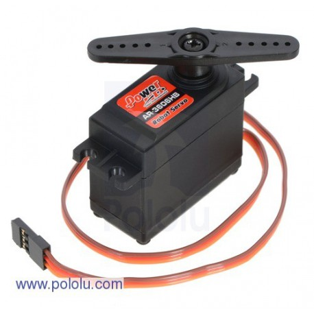 Pololu 2149 - Power HD Continuous Rotation Servo AR-3606HB