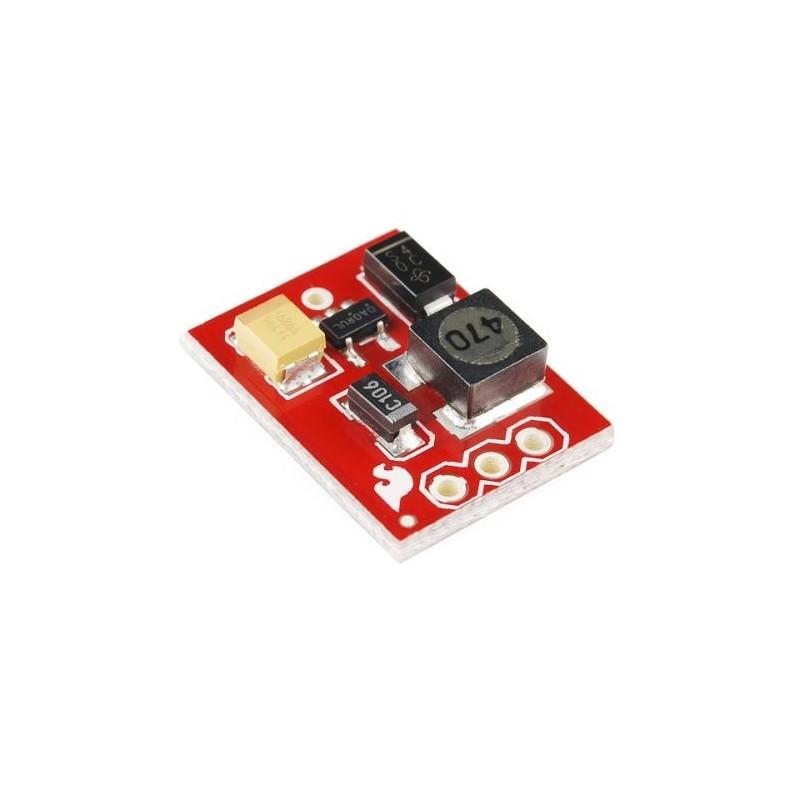 Pololu 2107 - Pololu 5V, 600mA Step-Down Voltage Regulator D24V6F5