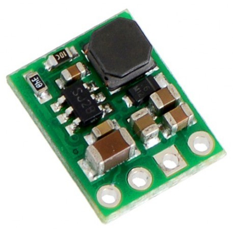 Pololu 2106 - Pololu 3.3V, 600mA Step-Down Voltage Regulator D24V6F3