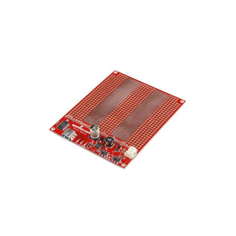 Pololu 2108 - Pololu 9V, 600mA Step-Down Voltage Regulator D24V6F9