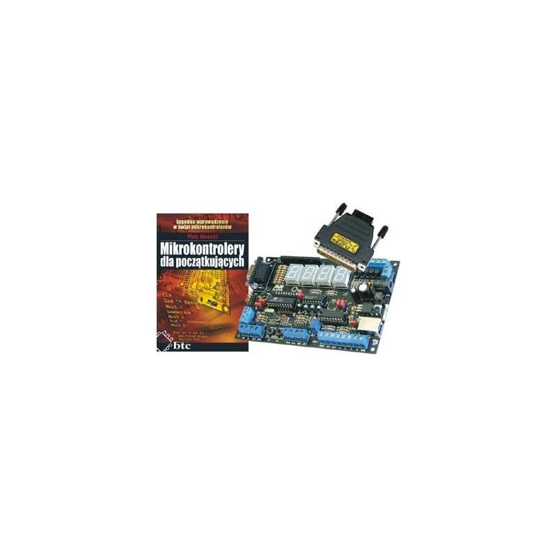 ZL15AVR - zestaw uruchomieniowy dla mikrokontrolerów AVR ATmega32