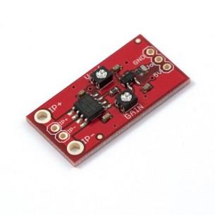 MQ-2 - a sensor of smoke and flammable gases