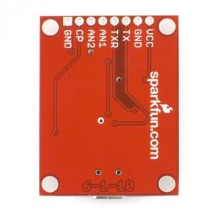 MQ-6 - czujnik stężenia gazu LPG w powietrzu