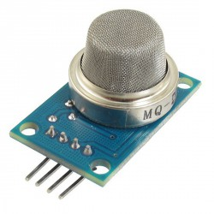 modMQ-5 - moduł z czujnikiem stężenia gazów ziemnych i LPG