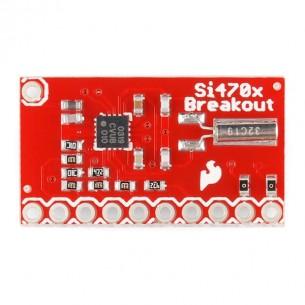 modMQ-6 - moduł z czujnikiem stężenia gazu LPG