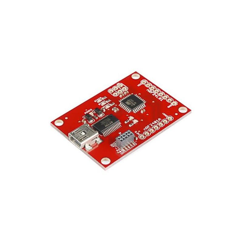 modMQ-8- moduł z czujnikiem stężenia wodoru