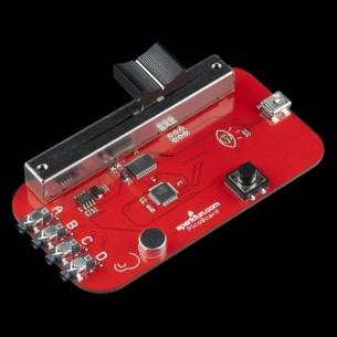 FRDM-FXS-9AXIS - shield dla zestawów Freescale FRDM z sensorami MEMS 9DoF