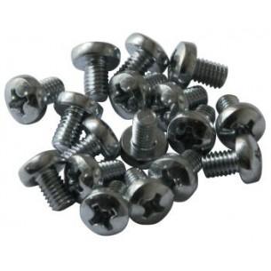 Dioda LED mocy 1W z radiatorem biała