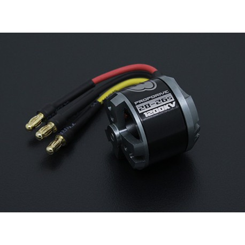 NTM Prop Drive Series 28-26A 1200kv / 286w (short shaft version)