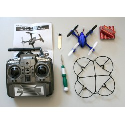 JXD JD-385 - 4D quadrocopter with six-axis flight supervision
