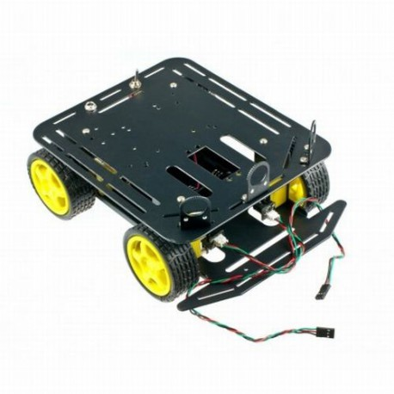 Baron-4WD Platforma Mobilna DFRobot (ROB0025)
