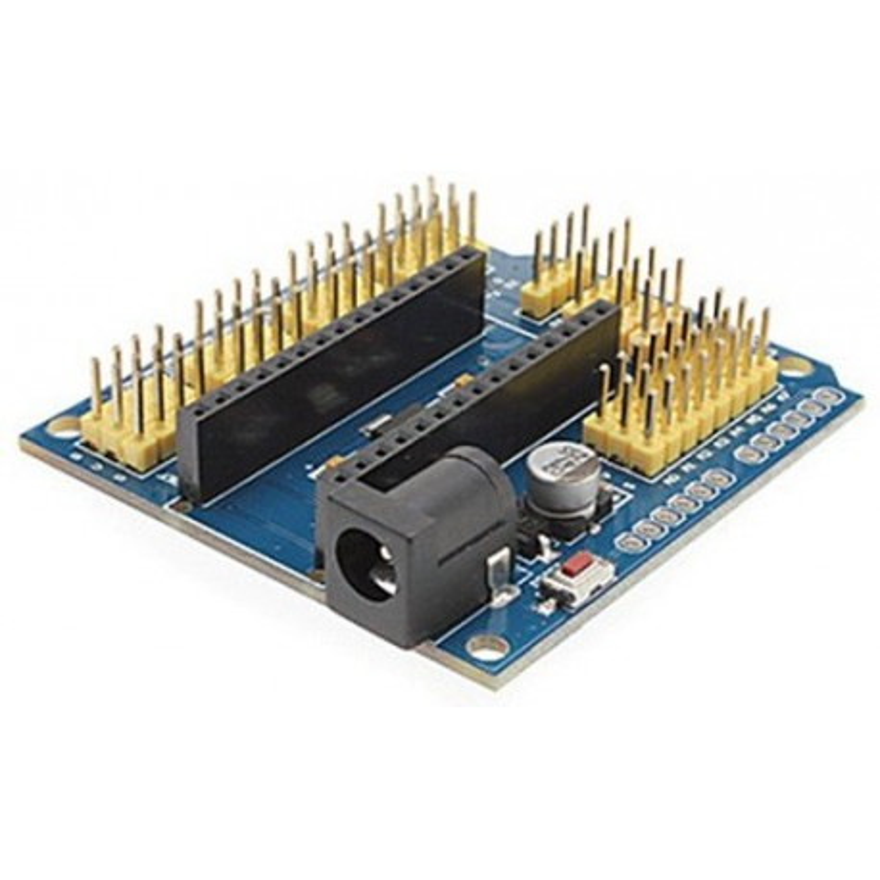 Prototypowy shield dla Arduino Nano/Uno