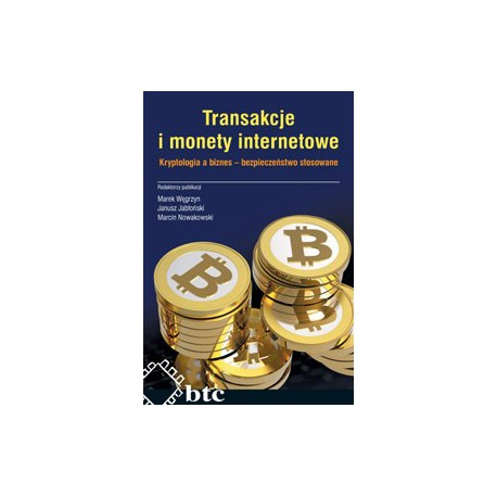 Online transactions and coins. Cryptology and business - applied security