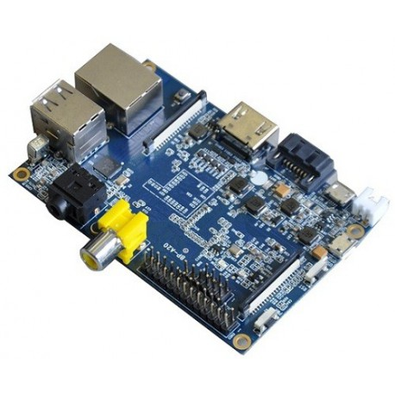 Banana Pi M1 - dual-core ARM A20 z 1GB RAM DDR3