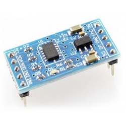 modADXL345 - module with 3-axis ADXL345 accelerometer