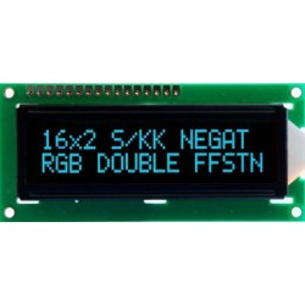 LCD-AC-1602E-DIS RGB/KK-E6 PBF
