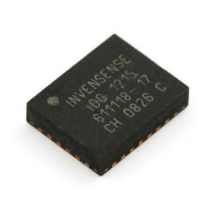 X-NUCLEO-IKS01A1 - ekspander (shield) dla Arduino/NUCLEO z sensorami MEMS (12 DoF)