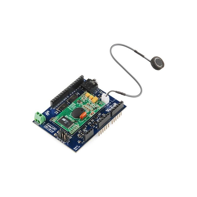 Analogowy woltomierz panelowy 0..5V