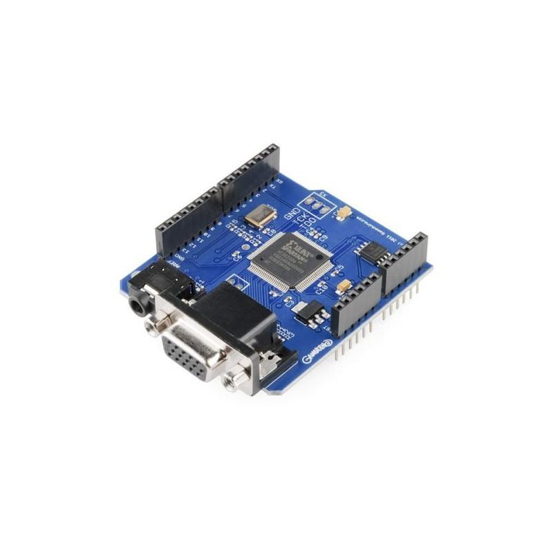 Analogowy woltomierz panelowy 0..10V