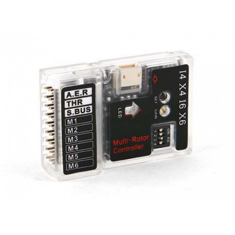 Thunder QQ Super - Multi-Rotor Flight Controller