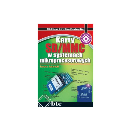 SD / MMC cards in microprocessor systems