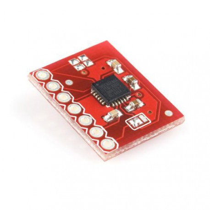 Pmod HYGRO: Digital Humidity and Temperature Sensor