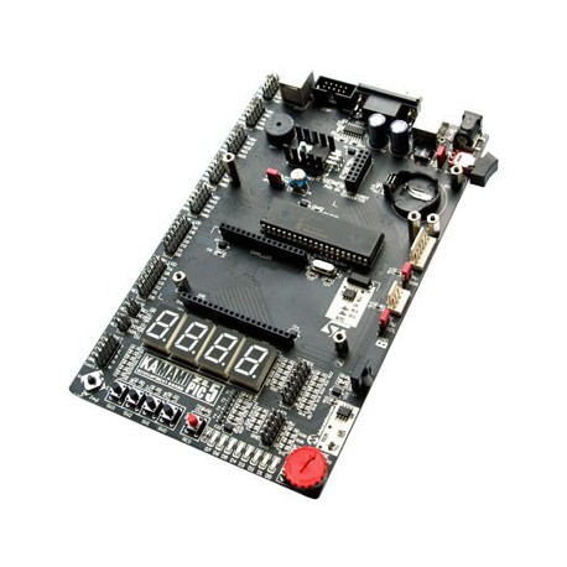 ZL5PIC - zestaw uruchomieniowy dla mikrokontrolerów PIC16F887
