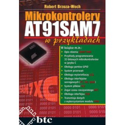 AT91SAM7 microcontrollers in the examples