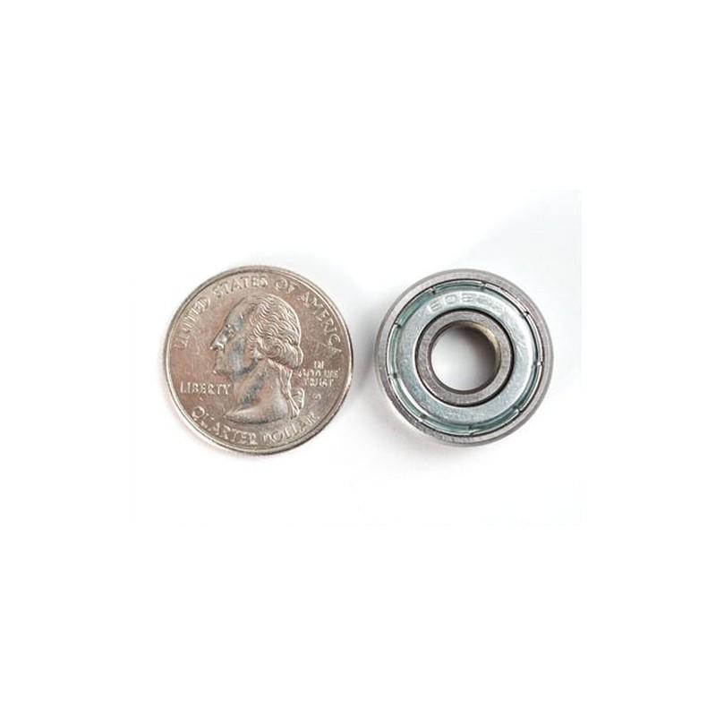 Wire Light LED Strand - 12 Cool White LEDs + Coin Cell Holder