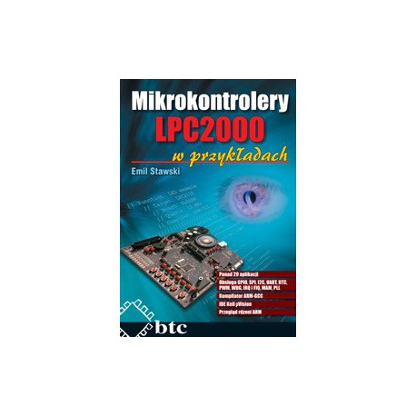 LPC2000 microcontrollers in the examples