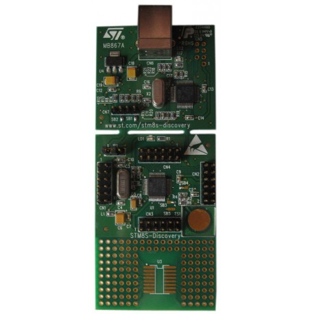 STM8S-DISCOVERY KIT