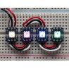 Breadboard-friendly RGB Smart NeoPixel - zestaw 4 modułów z diodami LED