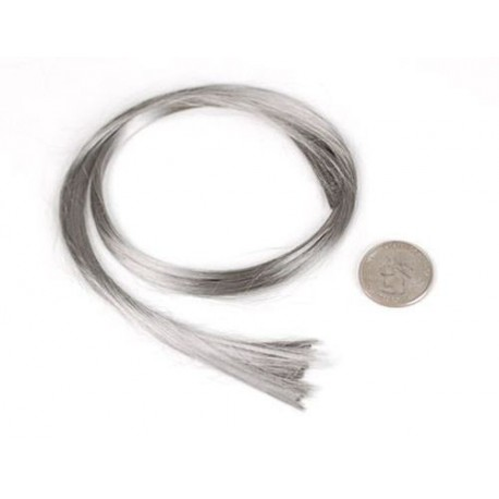 Conductive Fiber - Stainless Steel 20um - 10 grams