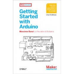 Getting started with Arduino, 2nd Edition